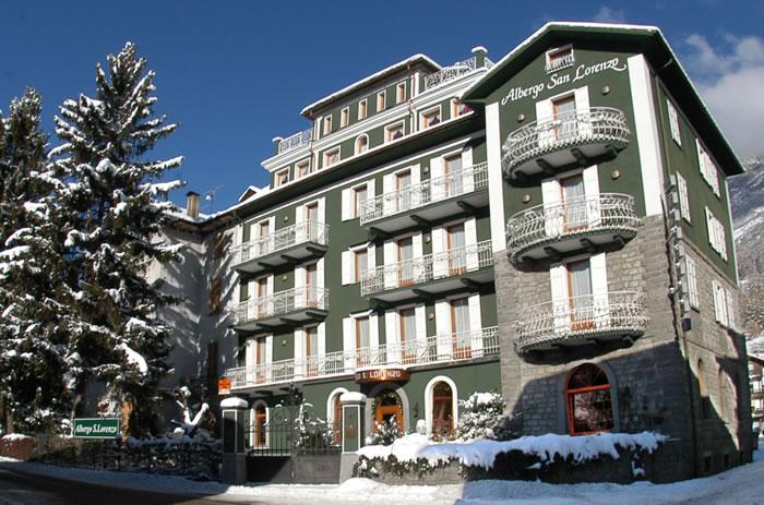 Hotel San Lorenzo a Bormio