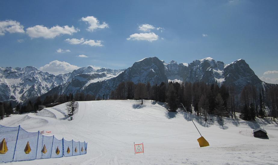 Dolomiti Buffaure Val di Fassa