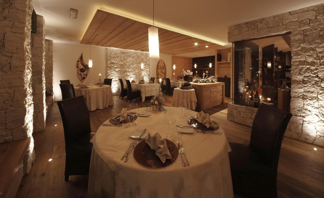ristorante hotel cristallo