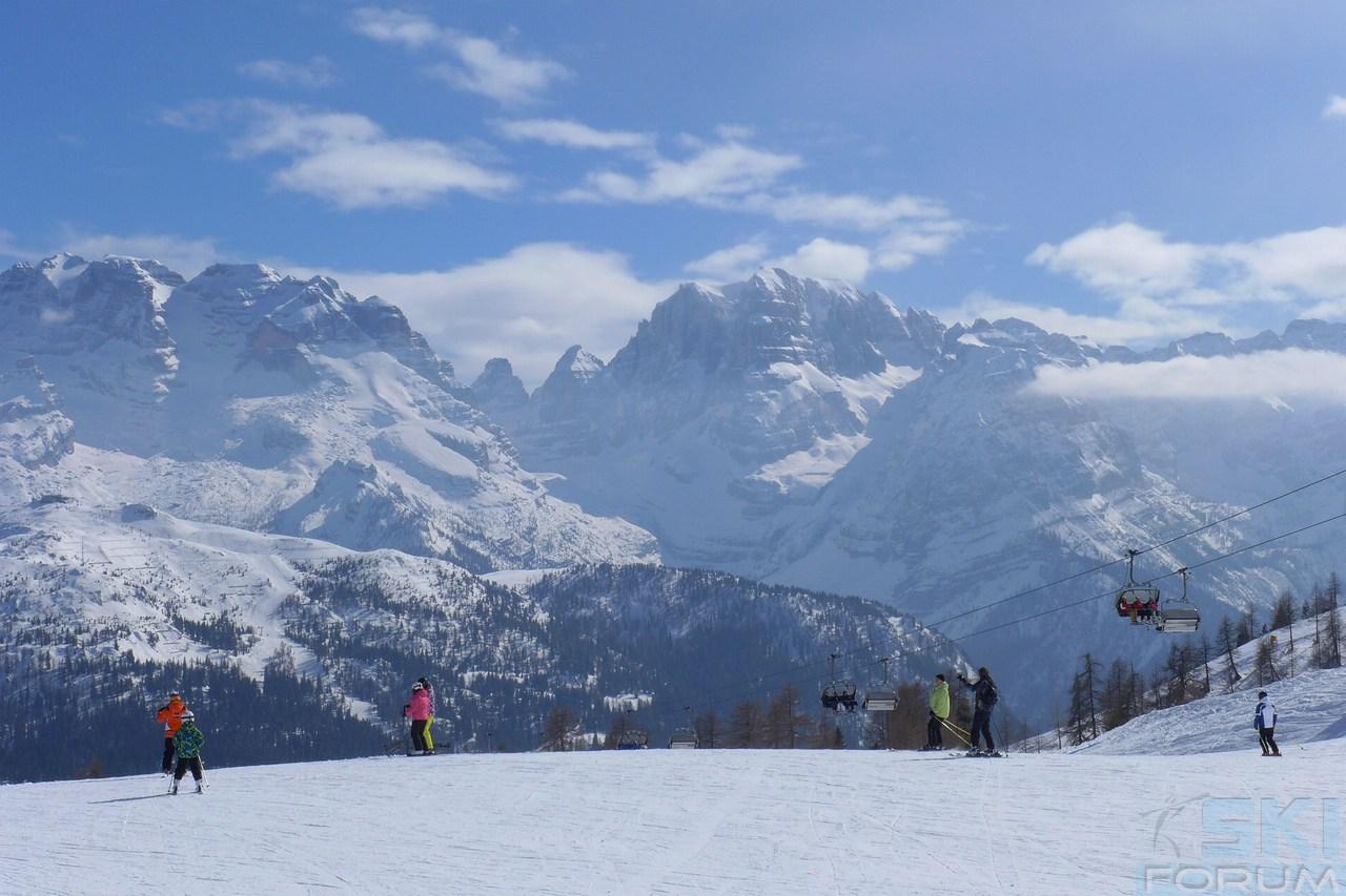 Skiarea Campiglio Una Stagione Ricca Di Novità