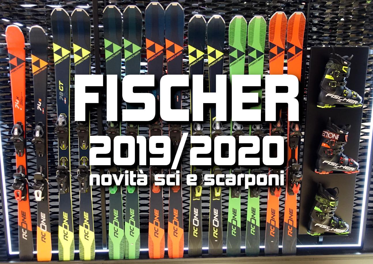 fischer inverno 2019 2020 linea rc one ed altre novit. Black Bedroom Furniture Sets. Home Design Ideas