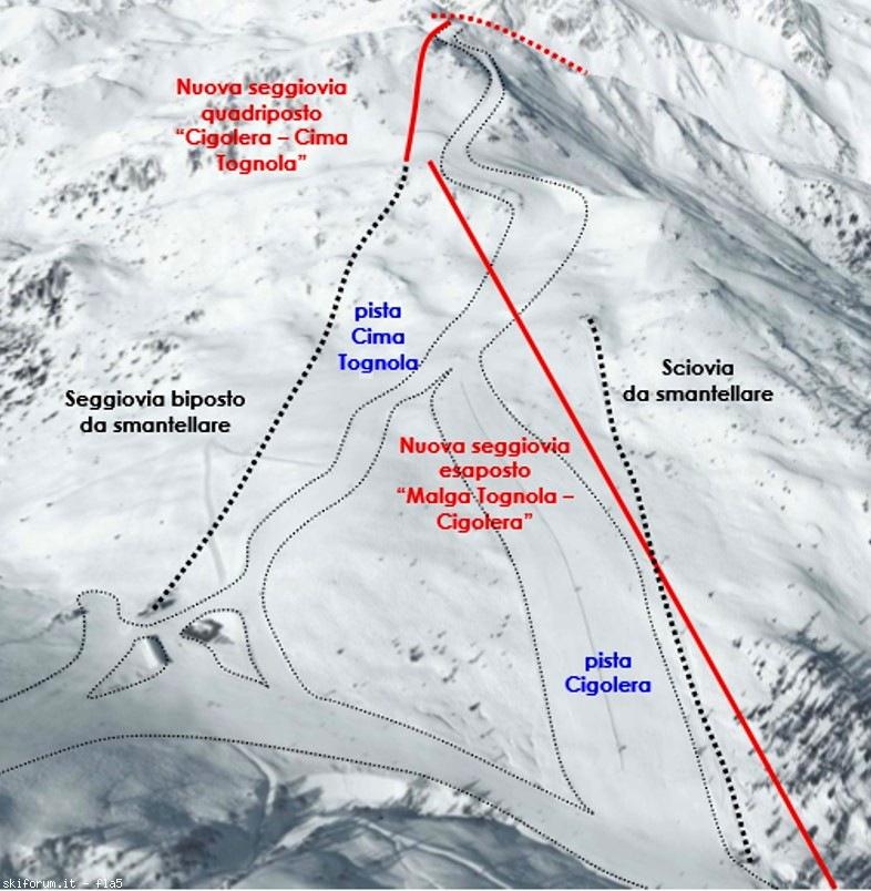 sviluppo alpe tognola