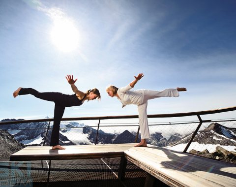 anteprima skinews Stubai in estate: anche yoga, running, nordic walking ed e-bike