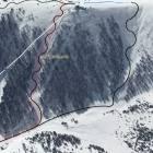 tracciato cartina pista