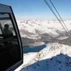 Panorama Sankt Moritz