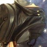 Atomic Redster zaino porta casco e scarponi