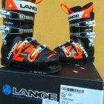 Lange RSJ 60 misura 23,5 scarpone sci junior 4 ganci flex 60
