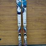 Blizzard Bushwacker 180cm + Griffon 13
