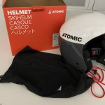 casco atomic FIS redster wc amid taglia 59/61