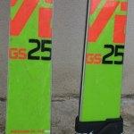 VOLKL RACETIGER GS/WC FIS 183CM R>25M