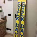 Line sick day 110 + ski trab  Tr2