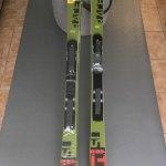 SCI NUOVI VOLKL RACETIGER SL 165 cm PRO LISTON Senza Attacchi