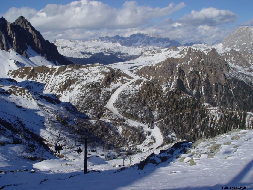 Sciare a San Martino di Castrozza