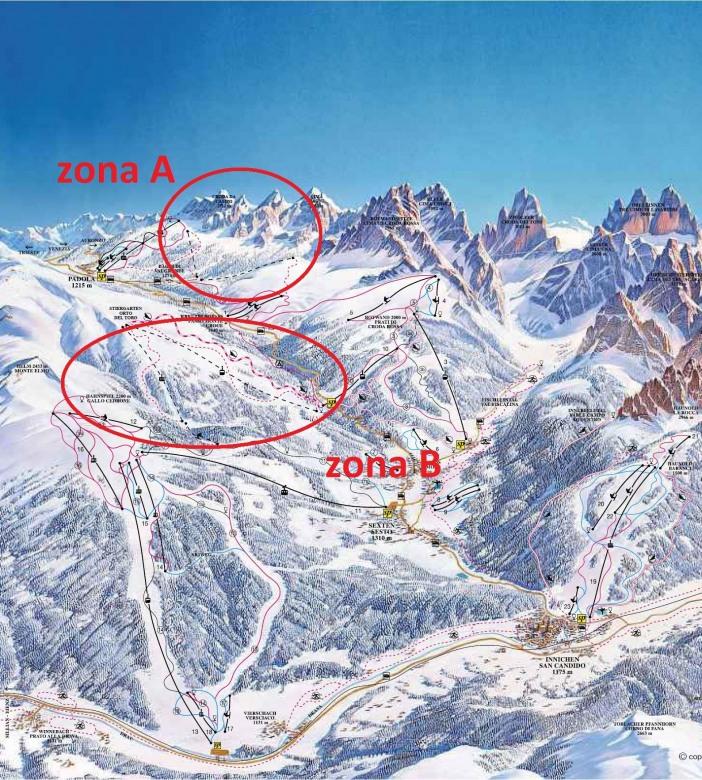 Alta Pusteria - Padola - Croda Rossa