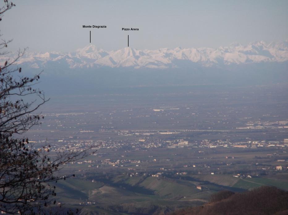 Wlf Le Alpi Viste Dall Emilia