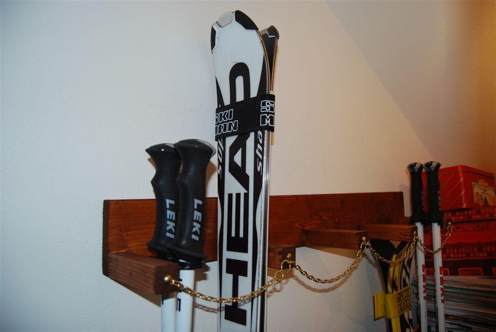 Bricolage skifoso - Tavolo da parete fai da te ...