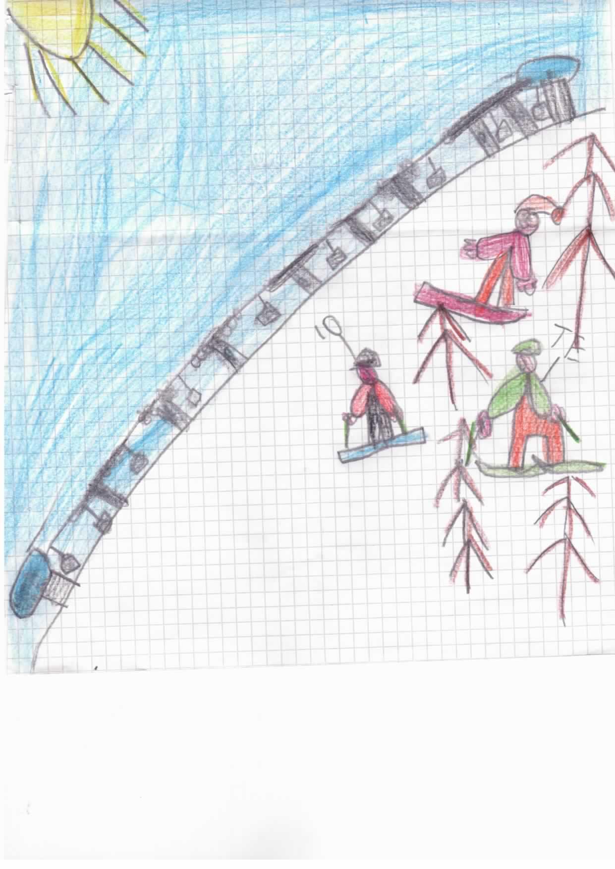 In montagna con mamma - 1 part 9