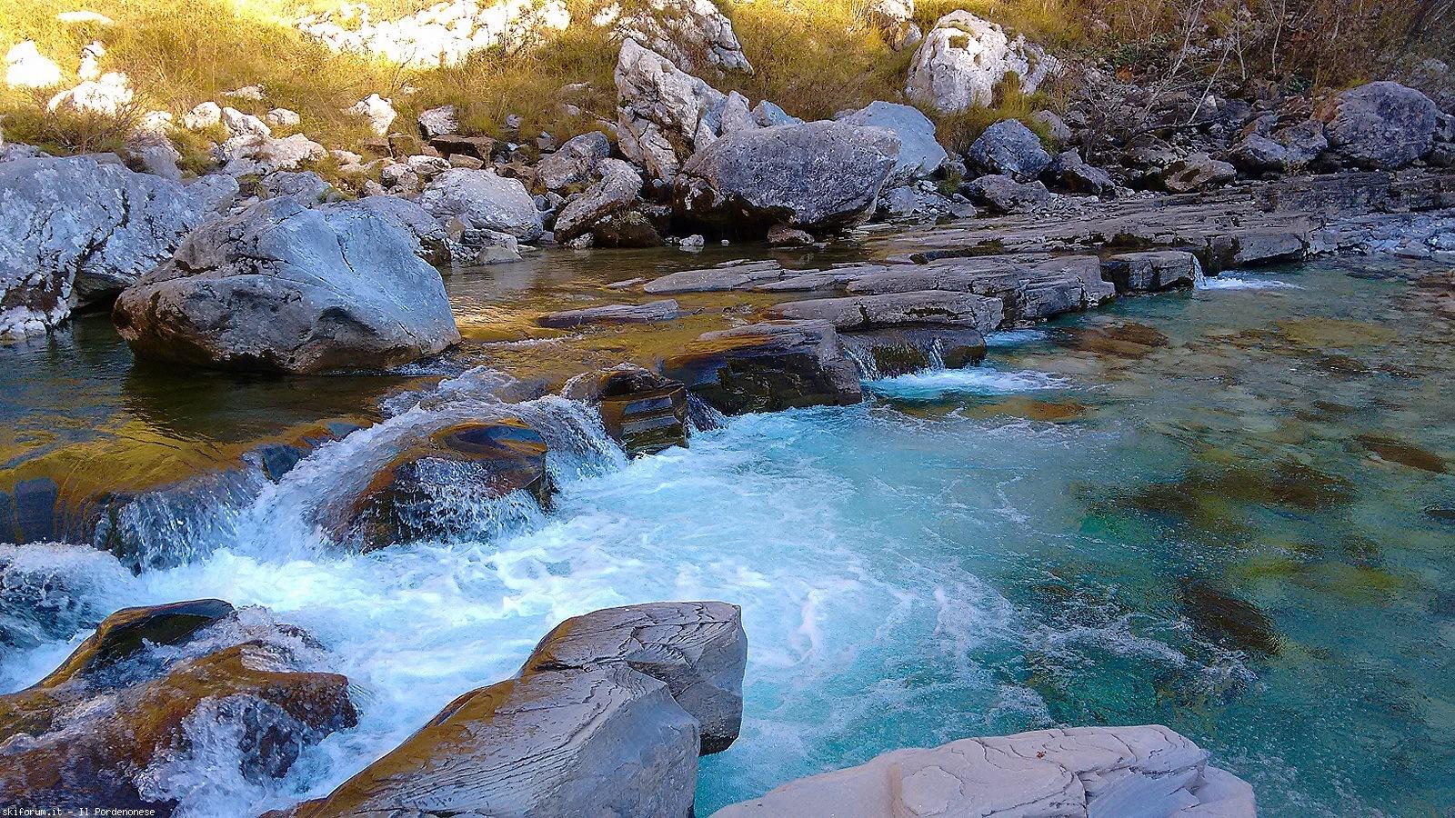 Trek Val Darzino Pn Ud 30 Ottobre 2016