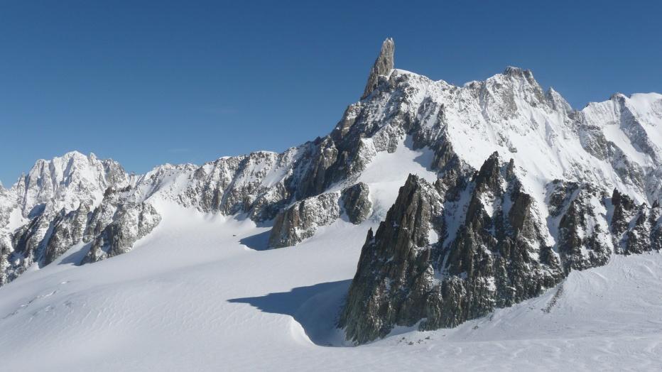Traversata del Monte Bianco 2017