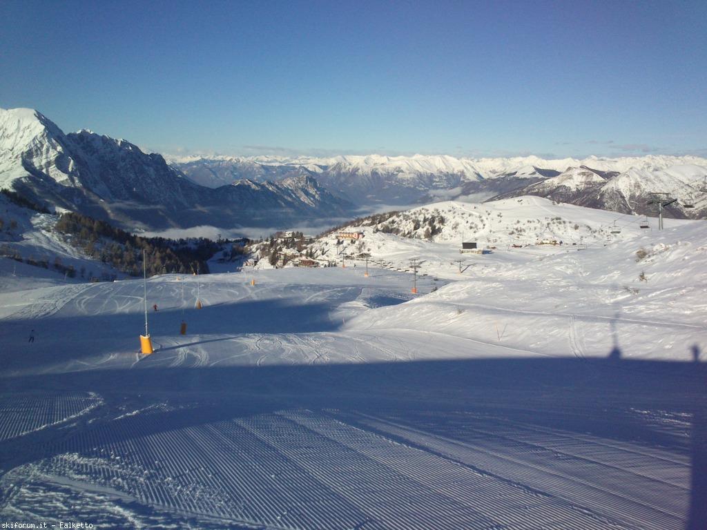 una sciata che la fine del mondo piani di bobbio 21 ForPiani Di Coperta Multi Livello