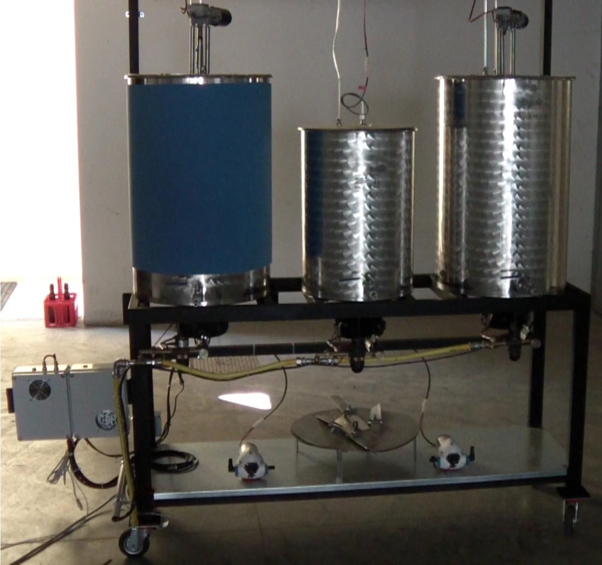 Fiero auto produttore di birra come farsi la birra in casa - Impianto gas casa ...