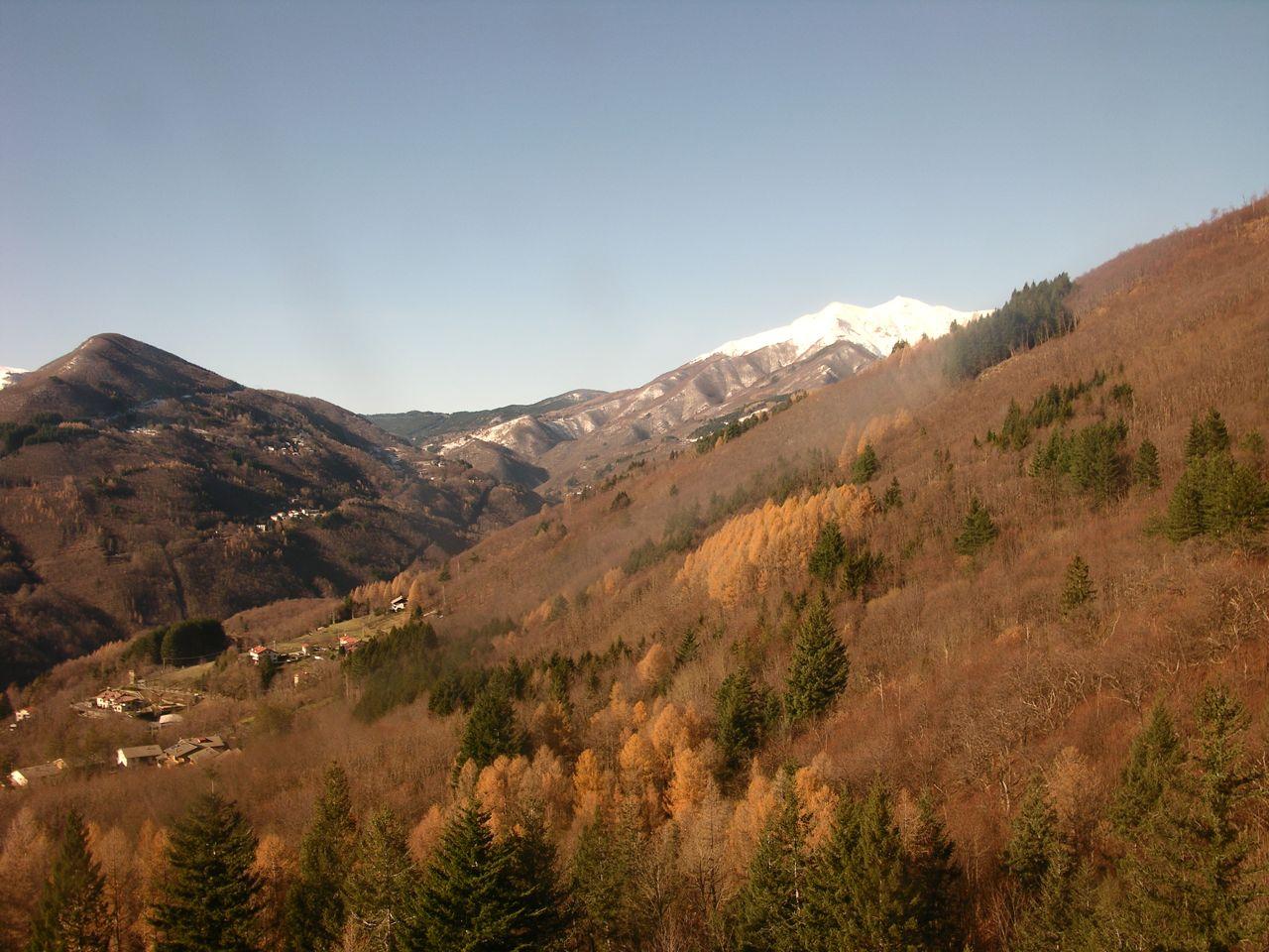Italia segreta sciare a cutigliano toscana con vista mare for Affitti cabina sole valle